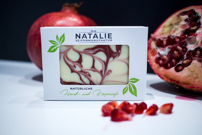 Pomegranate  Hand and body soap image 0