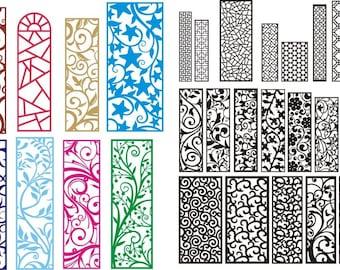 Cnc patterns   Etsy
