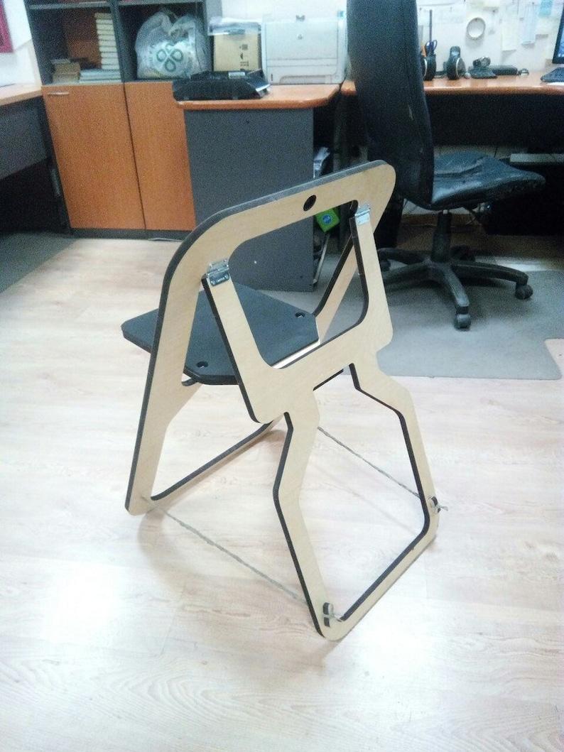 Enjoyable Folding Chair Vector Dxf Cdr For Cnc Vector File Digital Vector Art Cnc Cnc File Cnc Pattern Cnc Cut Laser Cut Ibusinesslaw Wood Chair Design Ideas Ibusinesslaworg