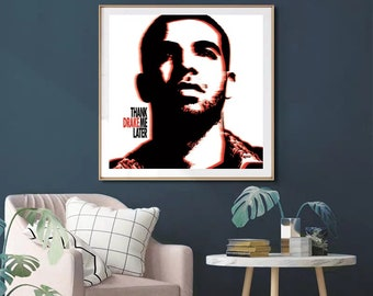 ca9893c421d Drake Thank Me Later poster
