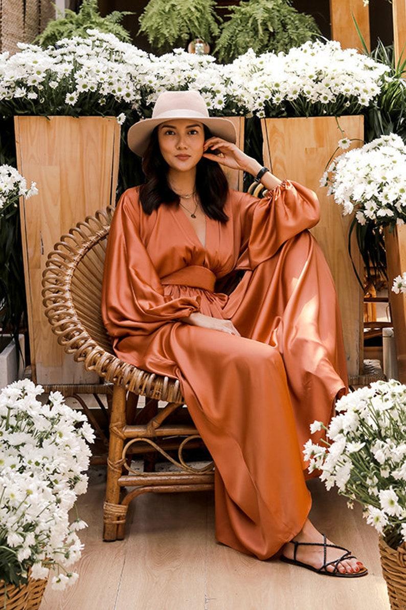 Silk Dress FRANCESCA DRESS