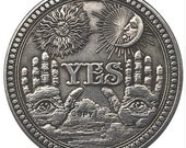 angel yes Hobo Nickel Coin commemorative 40