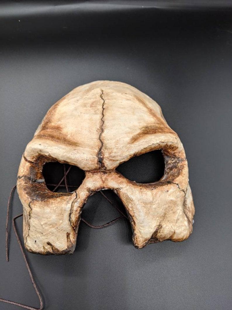 Harry Potter inspired death eater mask