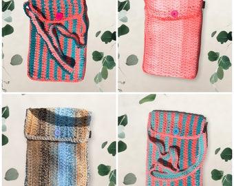 Crochet shoulder bag, crochet pattern, crochet gift, handmade crochet, boho