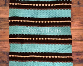 Small throw, throw blanket, blanket, home decor, home accessories, bedding, crochet blanket, crochet, handmade