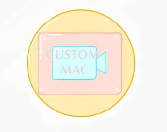 Custom Facetime Icon Etsy