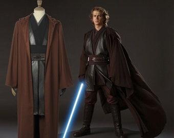 Star Wars 9 Sith Lord Anakin Skywalker Cosplay Costume