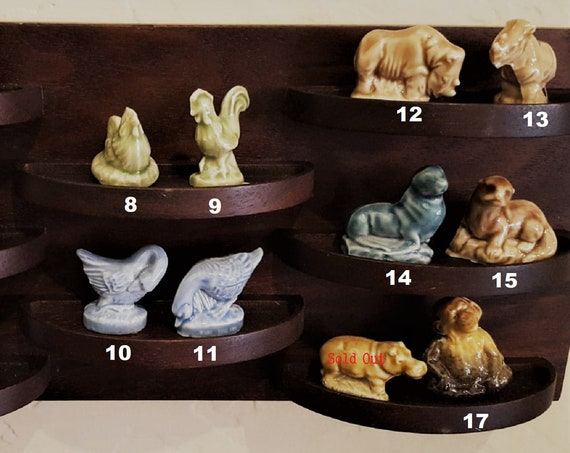 Whimsical Wade Whimsies. . . collect them all!