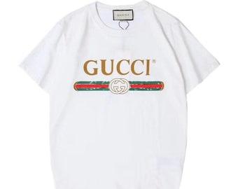 1be69b78 Gucci T-shirt Classic new 2019 streetwear