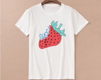 c80b5930 Gucci T-shirt new 2019 streetwear