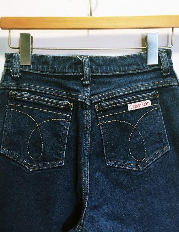 Vintage 80s Classic Original Calvin Klein Jeans s… - image 1