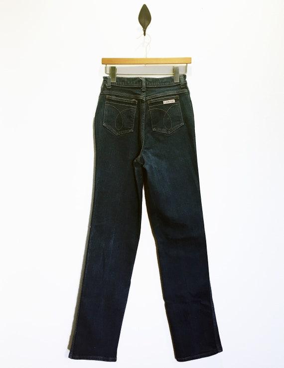 Vintage 80s Classic Original Calvin Klein Jeans s… - image 3