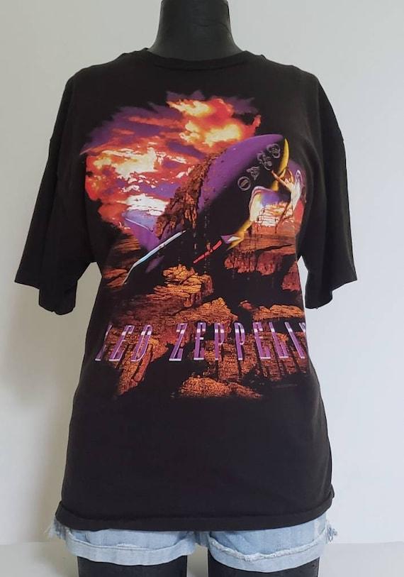 Led Zeppelin Shirt 90s Vintage