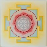 Venus Yantra on Canvas