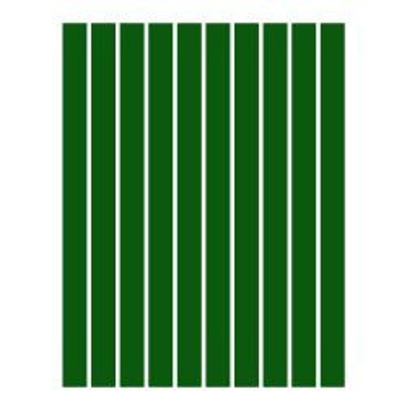 Non toxic One color pack high quality paper stripes for quilling art. 35mm Quilling paper of 100160g Dark Green stripes
