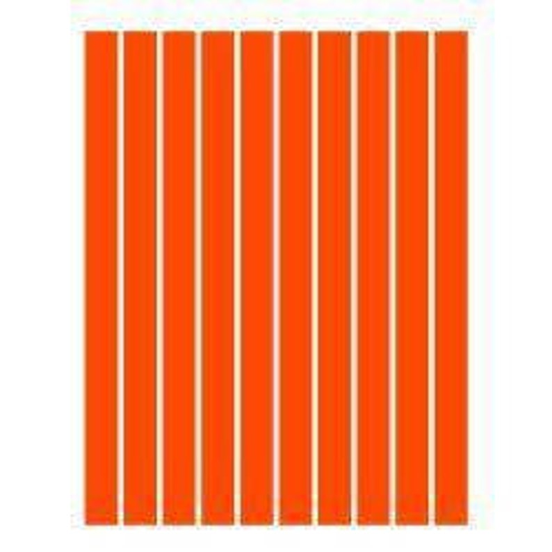 Non toxic One color pack high quality paper stripes for quilling art. 35mm Quilling paper of 100160g Orange stripes