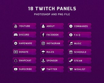 How To Customize Twitch Profile