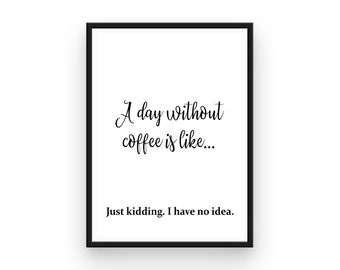 witty coffee quotes