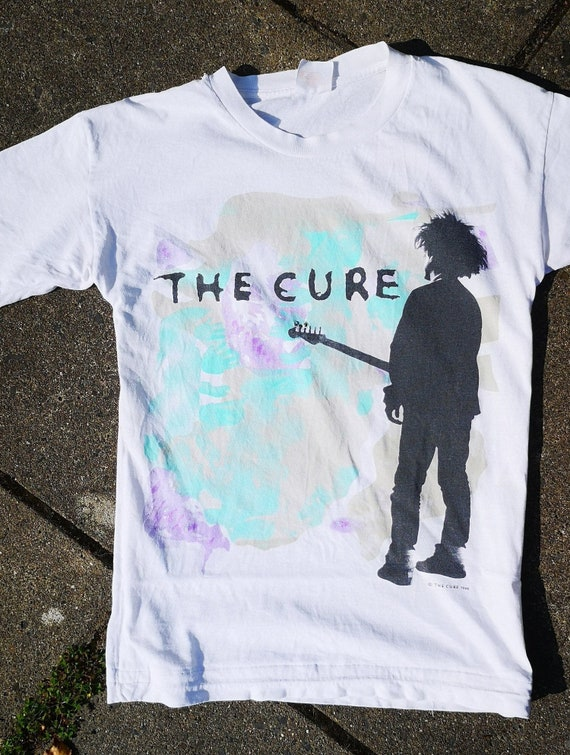 The Cure Boys Don't Cry T-shirt VINTAGE ORIGINAL r