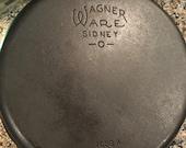 Wagner Ware Sidney O No. 8 Skillet