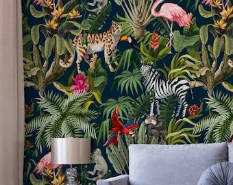 Animal Wallpaper Etsy