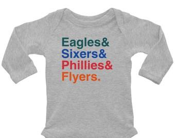 buy popular 98736 10efd Philadelphia onesie | Etsy