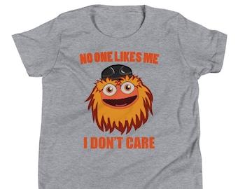 c4bea451961 Gritty Mascot Shirt