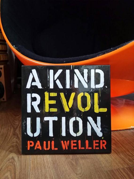 MINT NEW Paul Weller A Kind Revolution 5 x 10