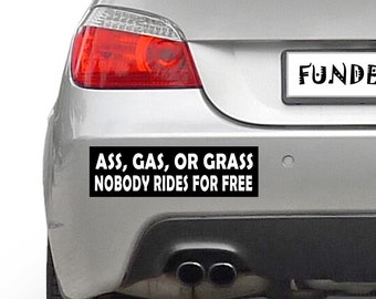 Bumper Stickers/Magnets