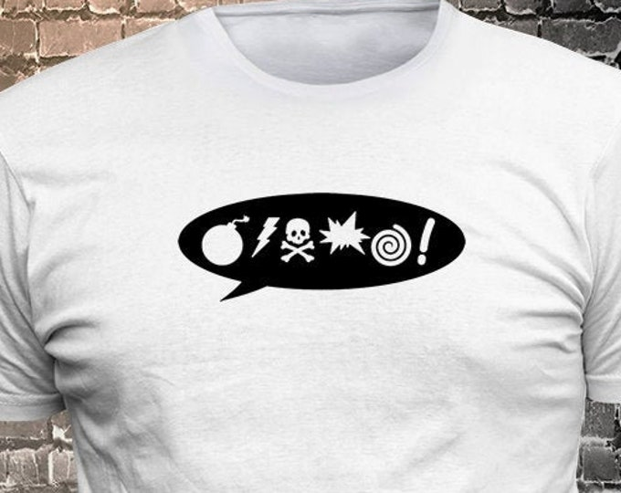 Angry / Cursing Callout Vinyl  Gift Funny - Funny t-shirt, fun tshirt, Customize your t-shirt... Ask us!