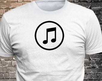 Music Icon Vinyl T-shirt - Funny t-shirt, fun tshirt, Customize your t-shirt... Ask us!