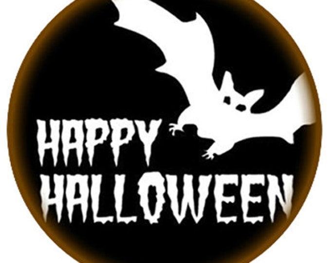 Halloween Fun 1 inch buttons. Pin back button