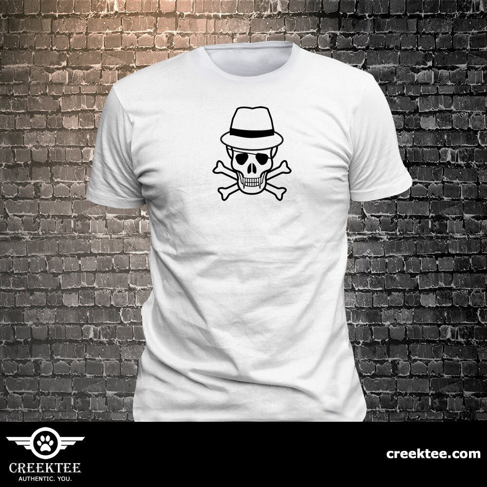 CAD$29.99 - Skull long lasting vinyl print t-shirt - Funny t-shirt, fun tshirt, Customize your t-shirt... Ask us!