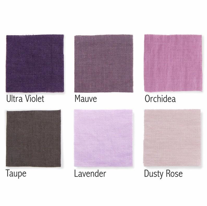 Linen Shopping Bag Linen Shoulder Bag Tote Bag Custom Color Linen Bag Linen Bag Linen Tote Bag