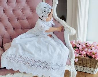 4b51821150199 Christening gown girl | Etsy