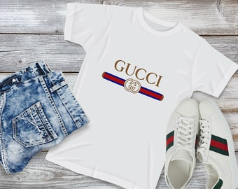 1a5840a8f09 t-shirt for her for him fashion present fashion tee fashion tshirt inspired  by Gucci Birthday Gift fashion shirts vintage gucci