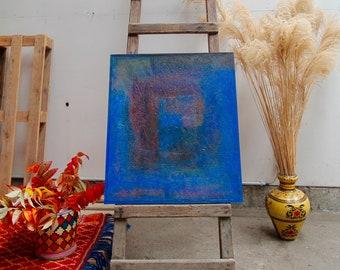 LIFE FORCE Acrylic painting Seyni Gadiaga Senegal