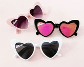 Heart Sunglasses Babe & Bride Sunglasses Bachelorette Party Sunglasses Beach Bachelorette Party Favors Bridal Shower Favors (EB3347RTR) photo