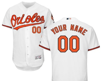 a9e0b4c7f3b Mens Baltimore Orioles Custom Name   Number Flex Base Baseball Jersey  Multiple Colors Available