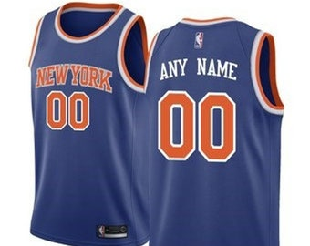 b17f23145 Mens And Youth New York Knicks Name   Number Basketball Jersey Multiple  Colors Available