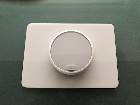 NEST Thermostat Wall Plate Rectangular NEST 2 NEST E Thermostat NEST 3
