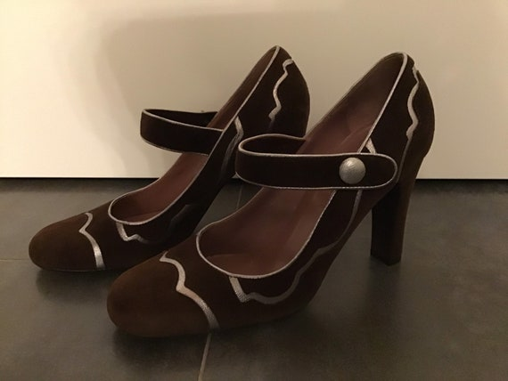 New Marni Mary Janes size 37-38