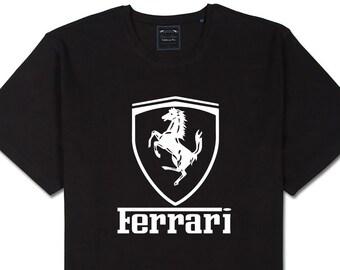 Ferrari Shirt Etsy