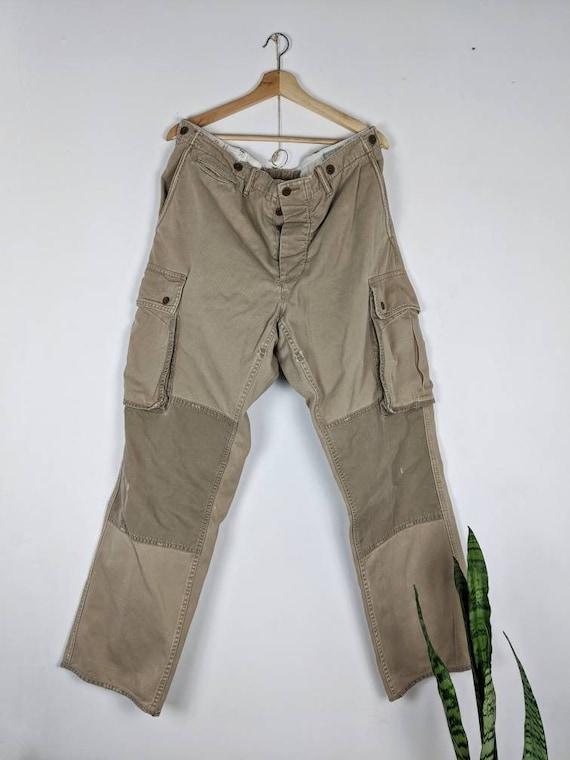 Vintage Polo Ralph Lauren Cargo Pants Military