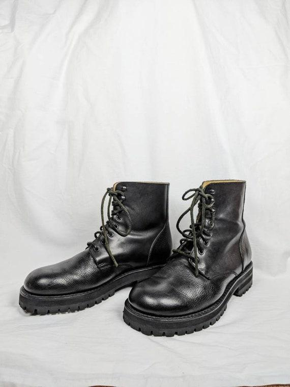 Dolce Gabbana Men's Boots Platform