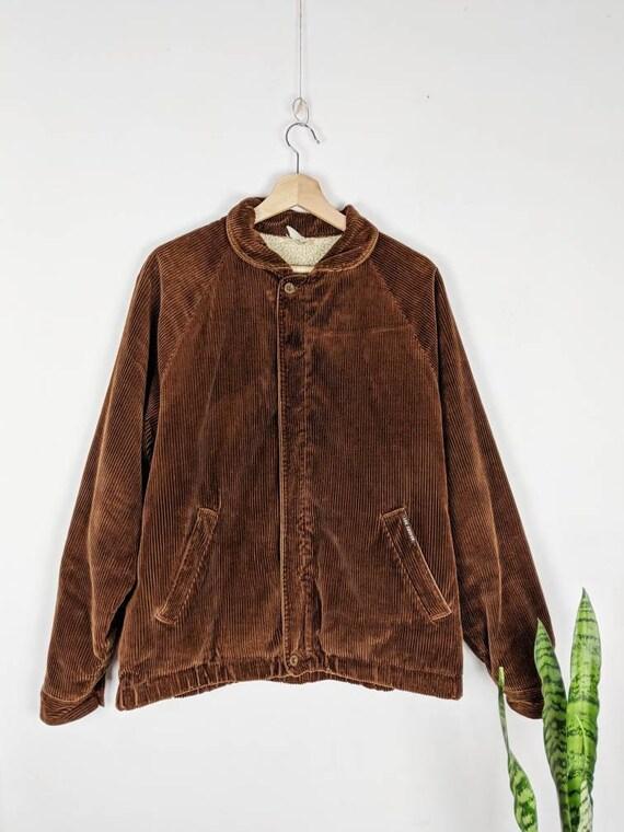 Vintage Lee cooper Velvet Jacket Made in France Sh