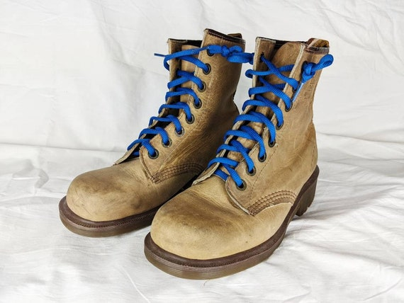 Vintage Dr. Martens Women's Boots Made in England