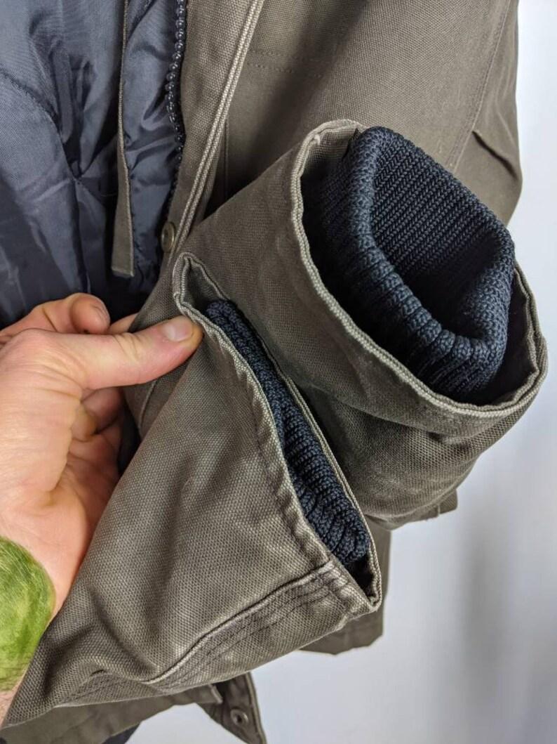 Carhartt Arctic Coat Parka Men/'s Jacket