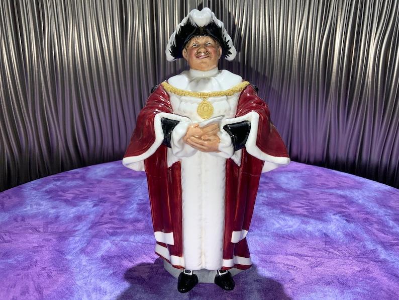 Royal Doulton The Mayor Porcelain figurine