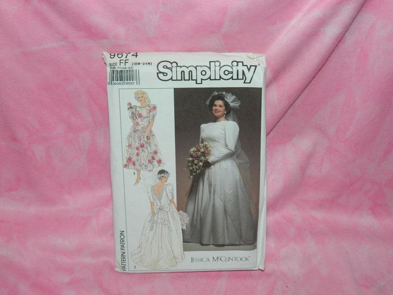 BeautifulIvoryDamaskWedding dressBustleEvening dressSize 10Prom dressJessica McClintock BridalsModestTempleBridal
